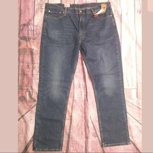 LEVIS 511 Slim From Hip to Ankle Jeans